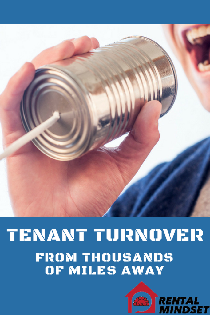 Tenant Turnover From Thousands of Miles Away