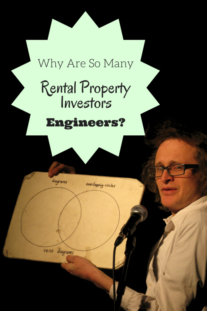 Why Are So Many Rental Property Investors Engineers?