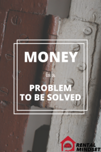 Money problem to be solved