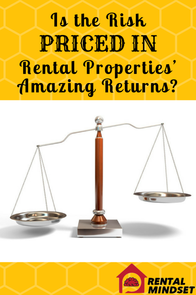 Is the Risk Priced In Rental Properties' Amazing Returns? Part 1